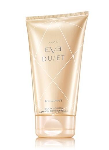 Avon Eve Duet Radiant Vücut Losyonu 150 Ml Renksiz